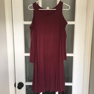 Cold shoulder Old Navy Dress